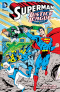 Superman and the Justice League America Volume 01