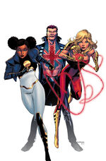 Teen Titans Vol 5 6 Textless