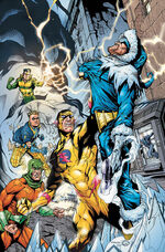 Defeat of Captain Cold