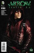 Arrow Season 2.5 Vol 1 3