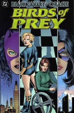 Cover for the Black Canary/Oracle: Birds of Prey Trade Paperback