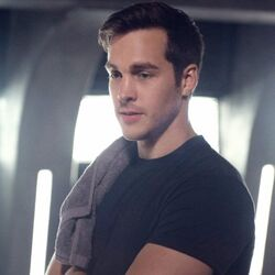 Chris Wood Mug 1