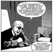 Dick Grayson Citizen Wayne Chronicles 001