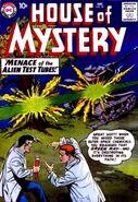 House of Mystery v.1 81