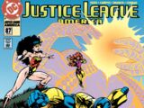 Justice League America Vol 1 87