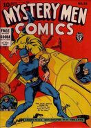Mystery Men Comics Vol 1 15