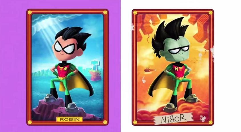 Image - Teen Titans Go Tv Series Episode Robin Backwardsjpg  Dc Database  Fandom -9402