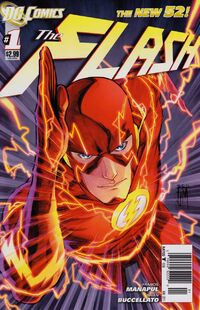 The Flash Vol 4 1