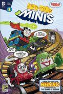 Thomas & Friends DC Super Friends Minis Vol 1 1