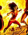Wonder Girl Justice 001
