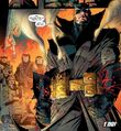 Batman Damian Wayne Batman in Bethlehem 0002