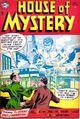House of Mystery v.1 33