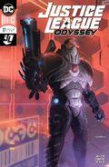 Justice League Odyssey Vol 1 17