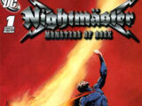 Nightmaster: Monsters of Rock Vol 1 1