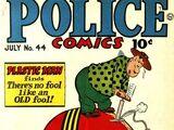 Police Comics Vol 1 44