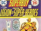 Superboy Vol 1 206