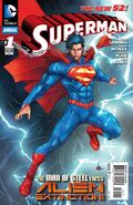 Superman Annual Vol 3 1