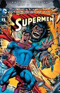 Superman The Coming of the Supermen Vol 1 2