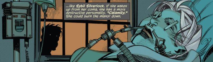Sybil Silverlock (Prime Earth)   DC Database   FANDOM powered by Wikia
