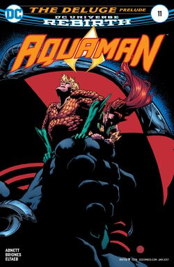 Cover for the Aquaman: Black Manta Rising Trade Paperback