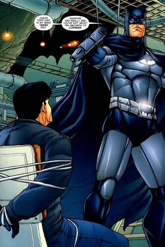 Bruce Wayne  Earth