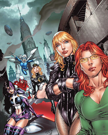 Birds Of Prey New Earth Dc Database Fandom