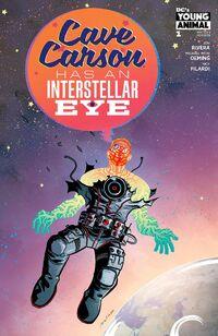 Cave Carson Has an Interstellar Eye Vol 1 1