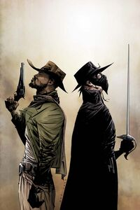 Django Zorro Vol 1 1 A Textless