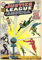 Justice League of America Vol 1 12