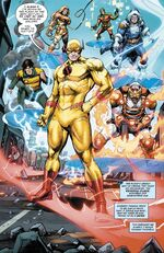 Reverse-Flash vs Paradox