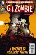 Star Spangled War Stories Featuring G.I. Zombie Vol 1 4