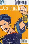 Wonder Woman Donna Troy Vol 1 1