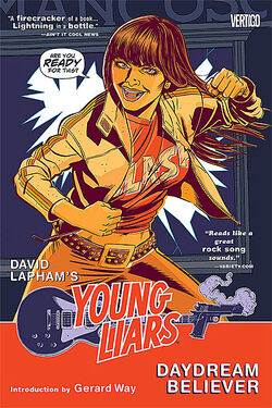 Cover for the Young Liars: Daydream Believer Trade Paperback