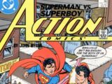 Action Comics Vol 1 591