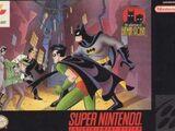 Adventures of Batman & Robin (SNES)