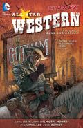 All-Star Western Guns and Gotham TPB