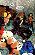 Bart Allen Dark Tomorrow 001