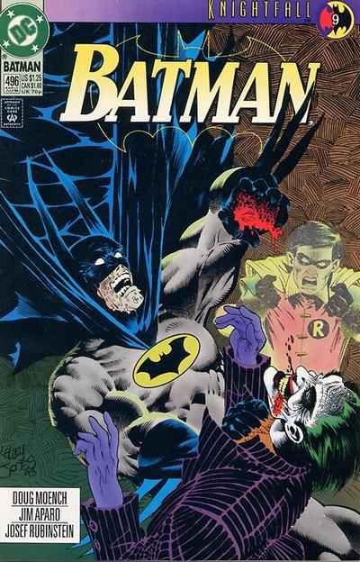 batman vol 1 496 dc database fandom powered by wikia