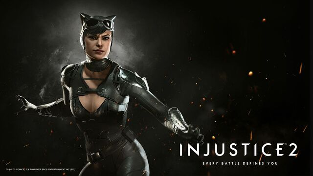 FileCatwoman Injustice 2 Wallpaper 0001
