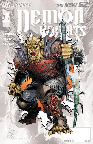 File:Demon Knights Vol 1 0 Textless.jpg