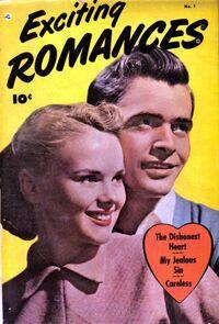 Exciting Romances Vol 1 1