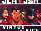 JLA/JSA: Virtue and Vice