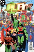 JLA Year One 12