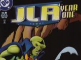 JLA: Year One Vol 1 8