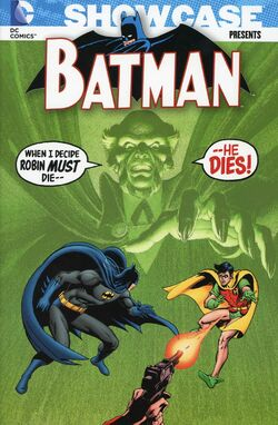 Cover for the Showcase Presents: Batman Vol. 6 Trade Paperback