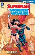 Superman Wonder Woman Annual Vol 1 2