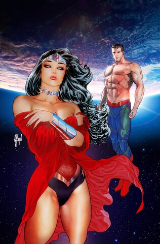 File:Superman Wonder Woman Vol 1 3 Textless Variant.jpg