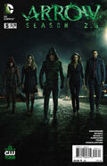 Arrow Season 2.5 Vol 1 5