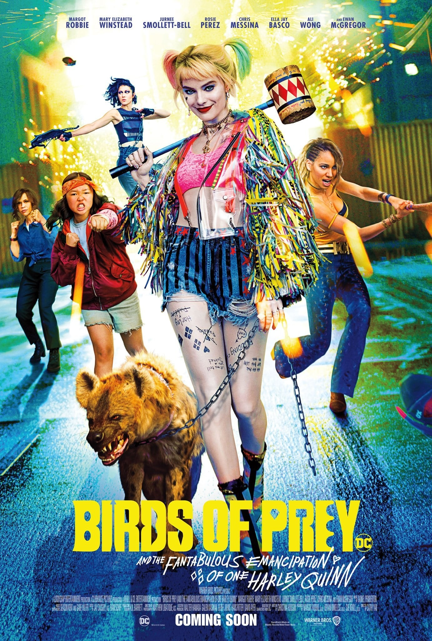 Birds of Prey (Movie) | DC Database | Fandom