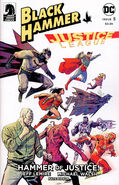 Black Hammer Justice League Hammer of Justice! Vol 1 5